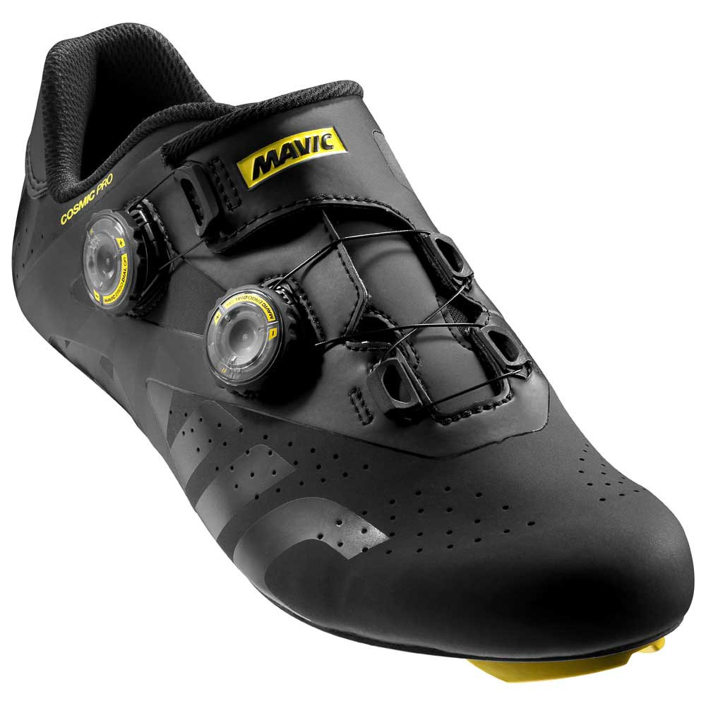 Mavic Cosmic Pro Eu 38 2/3 Black / Yellow Mavic / Black