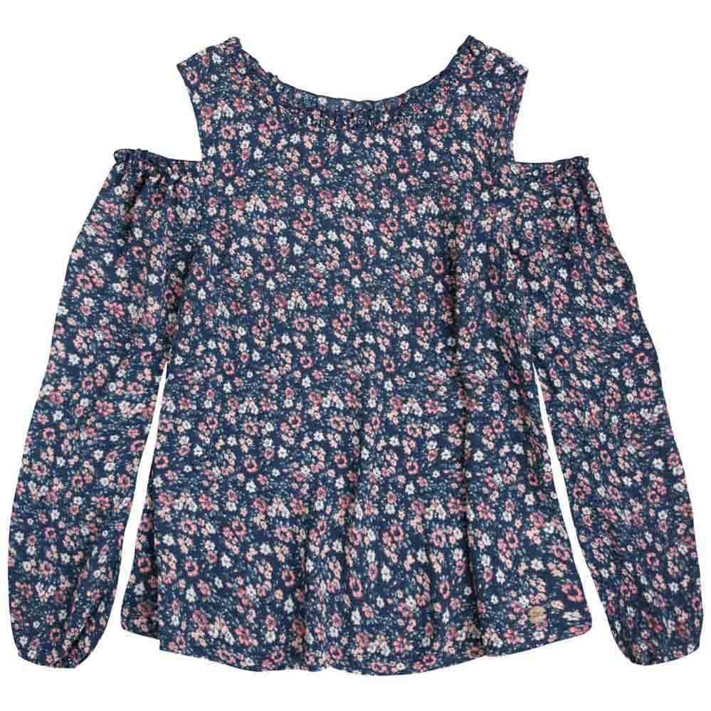 Pepe-Jeans-Thea-Teen-Blu-Bluse-e-camicie-Pepe-jeans-moda