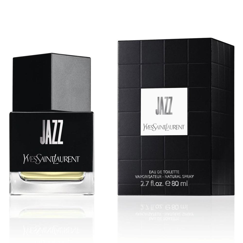Yves Saint Laurent Jazz Eau De Toilette 80ml One Size