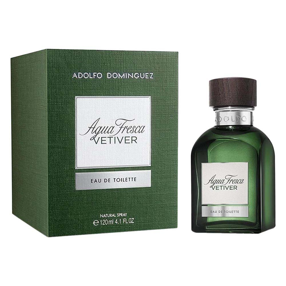 Adolfo Dominguez Vetiver Homme Eau De Toilette 230ml One Size