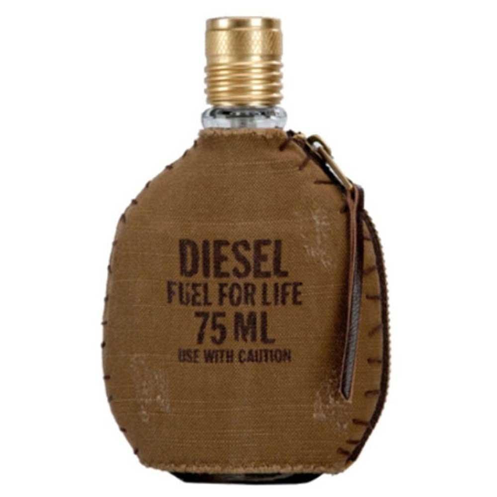 Diesel Fuel For Life Eau De Toilette 75ml One Size