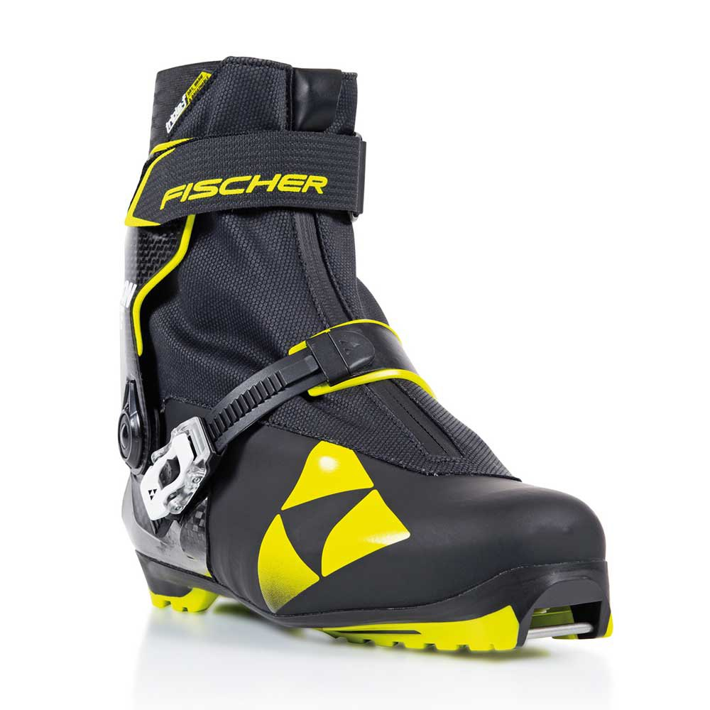 fischer-carbonlite-skate-eu-36-black-yellow