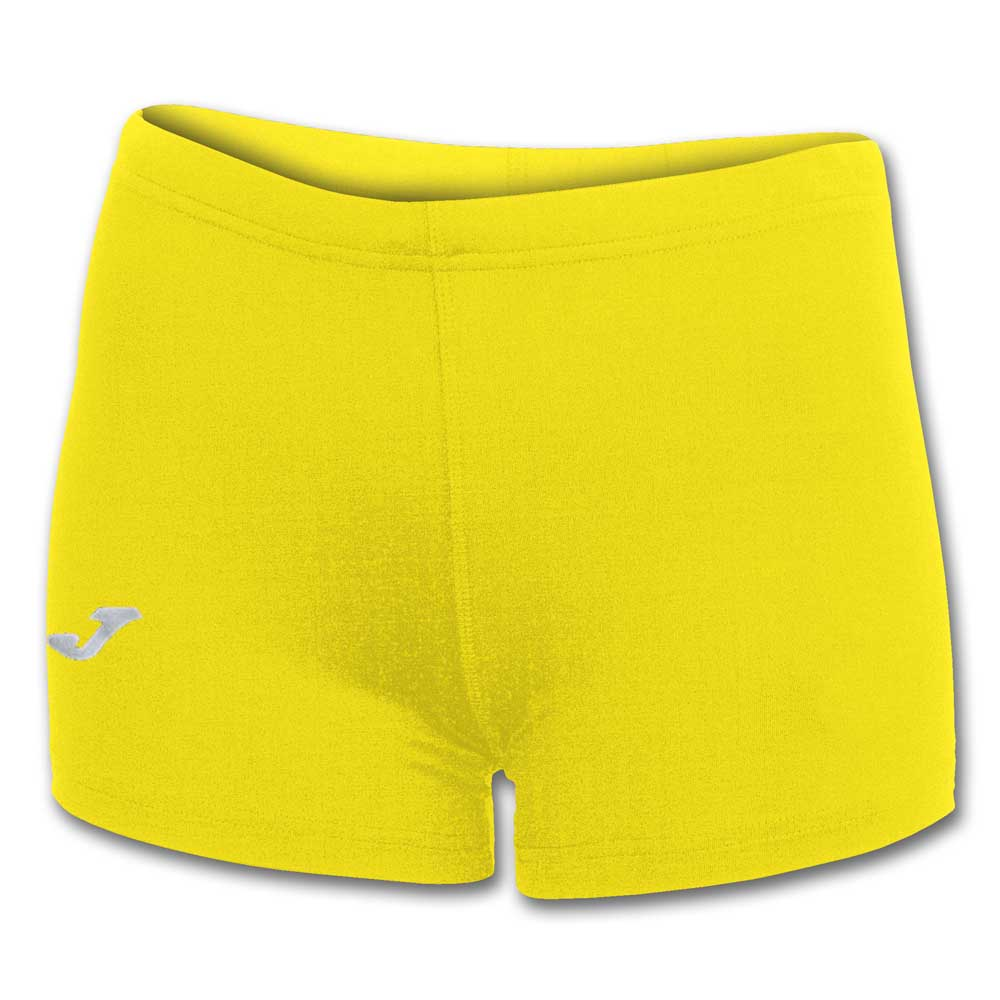Joma Bermuda Tight S Yellow