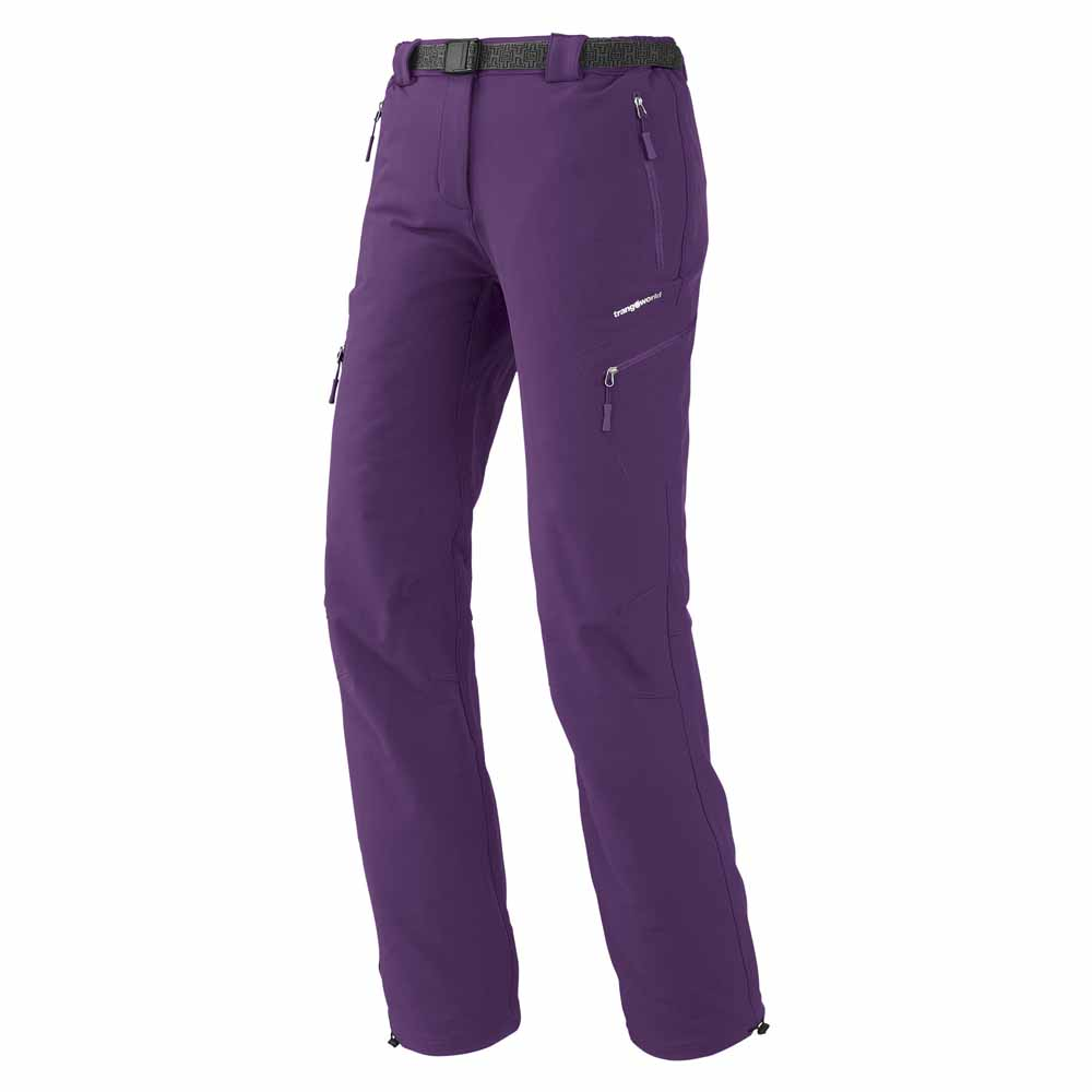 Trangoworld Wifa Ua Pants Regular XXL Purple
