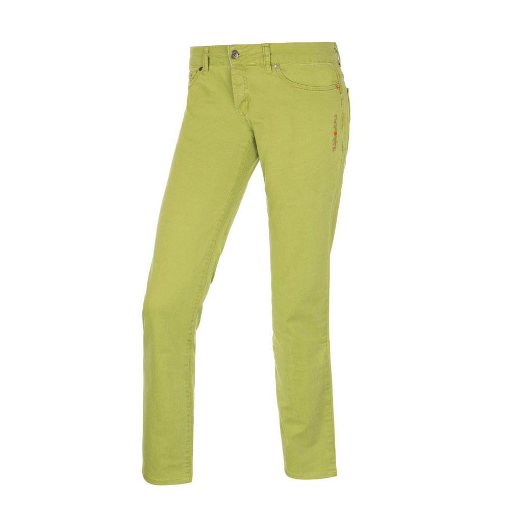 Trangoworld Bloke Pants Woman M Pistachio