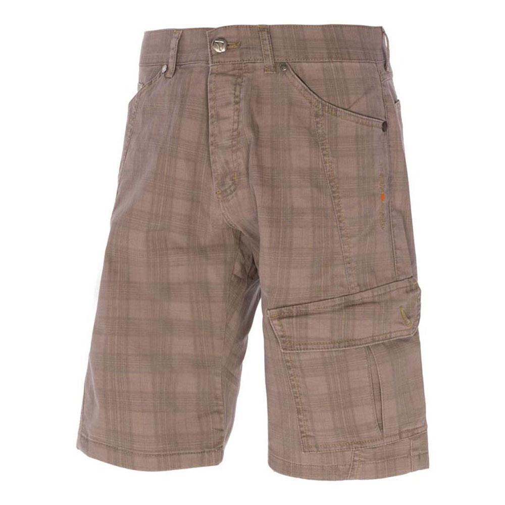 Trangoworld Argon Pants Short L Grey
