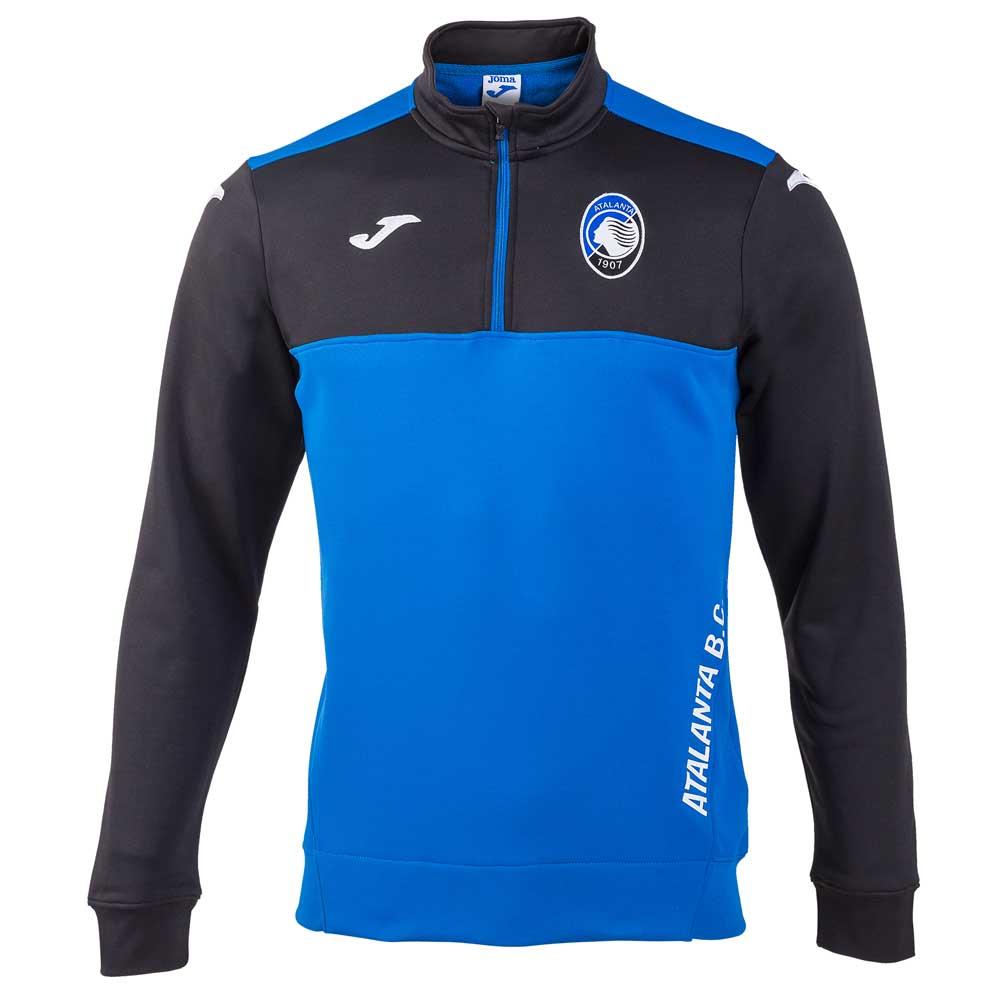 Joma Atalanta Training Sweatshirt Junior XS Blue / Black