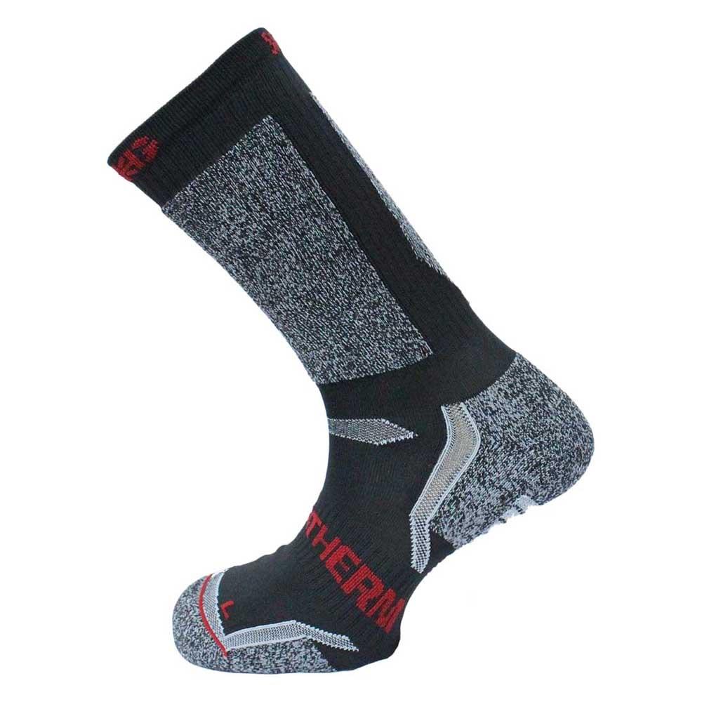 sport-hg-elbrus-socks-eu-35-37-black