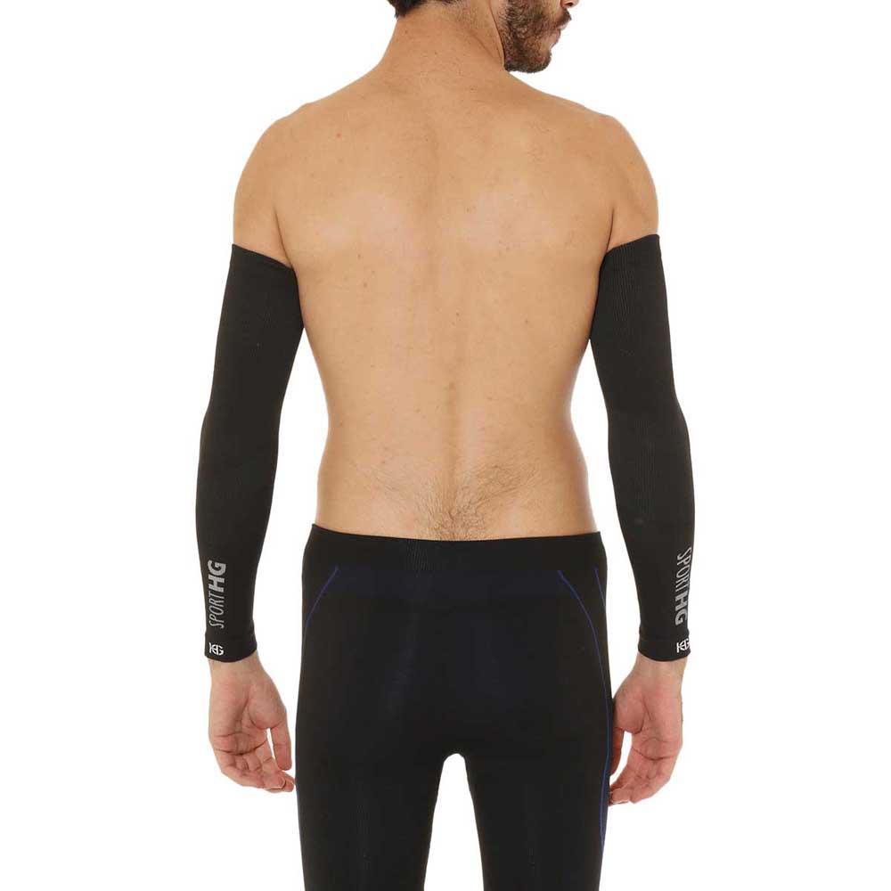 Sport Hg Zero Arm Sleeves L-XL Black