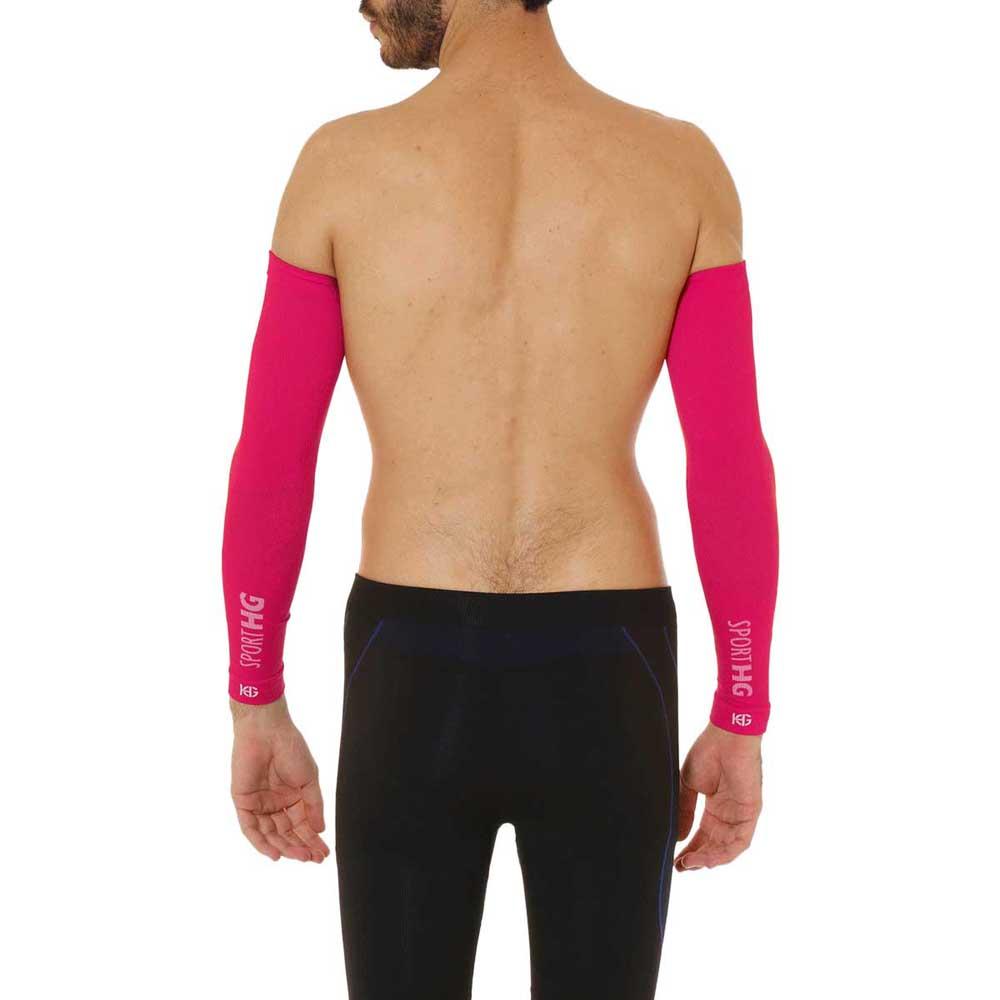 Sport Hg Zero Arm Sleeves L-XL Fuchsia