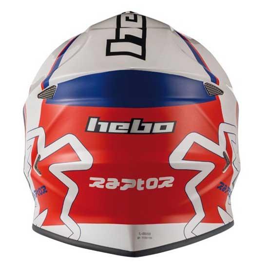 Hebo-Raptor-Fiber-Bianco-Unisex-L