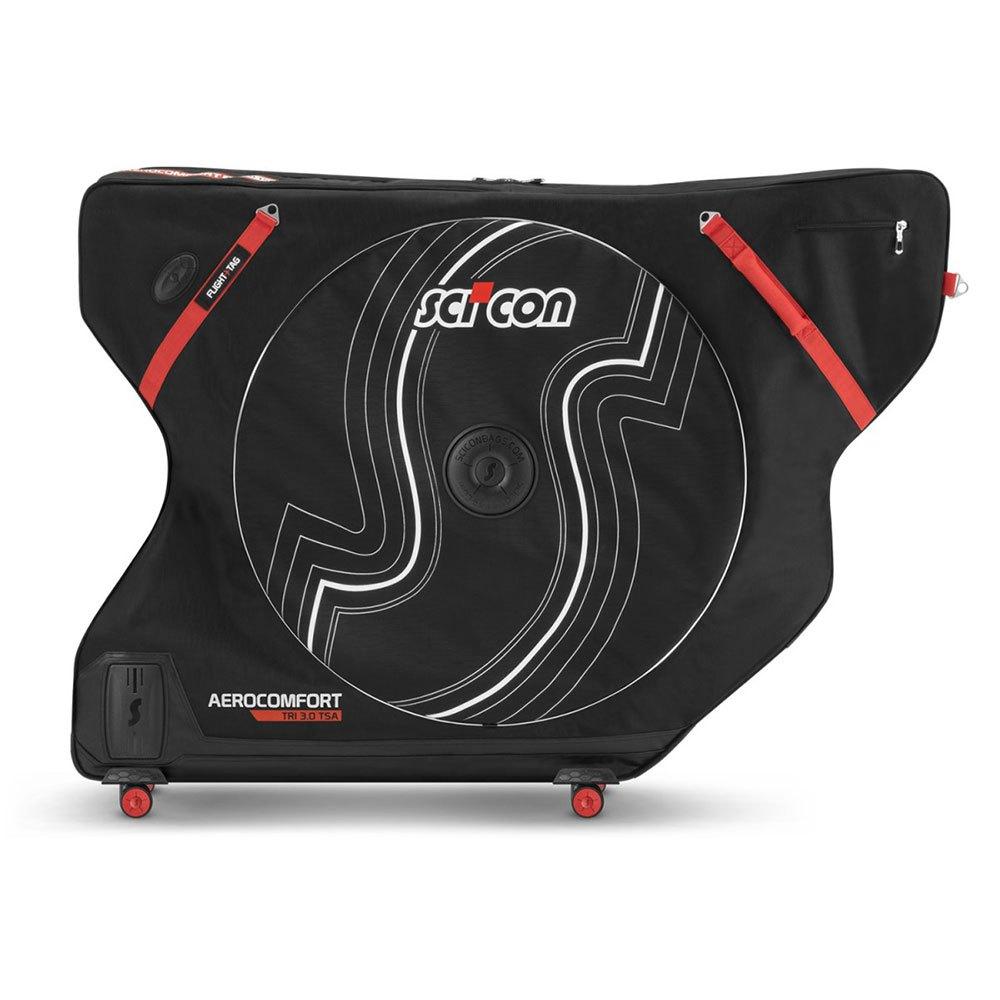 Sci-con Confort Aero Confort Sci-con 3.0 Tsa Triathlon Bag Multicoloured , Fundas Bicicleta 93550d
