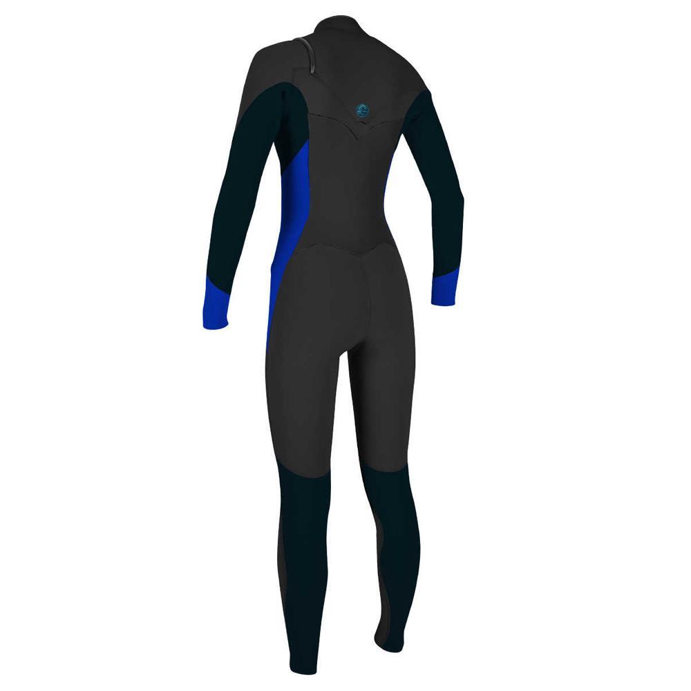 O-neill-Wetsuits-Original-Fuze-3-2-Mm-Black-Slate-Tahitian-Blue-Mute