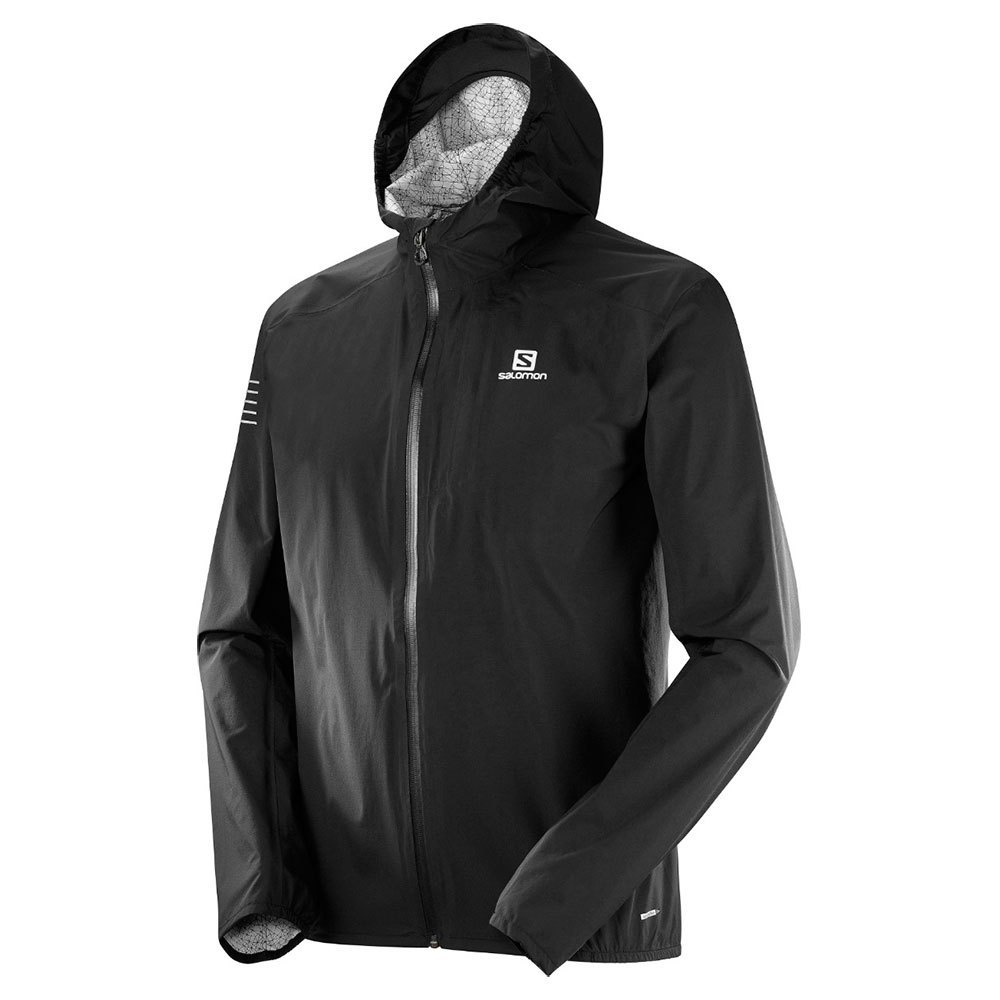 Salomon Bonatti Waterproof XXL Black