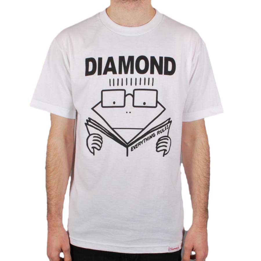 Diamond Everything Rules S White