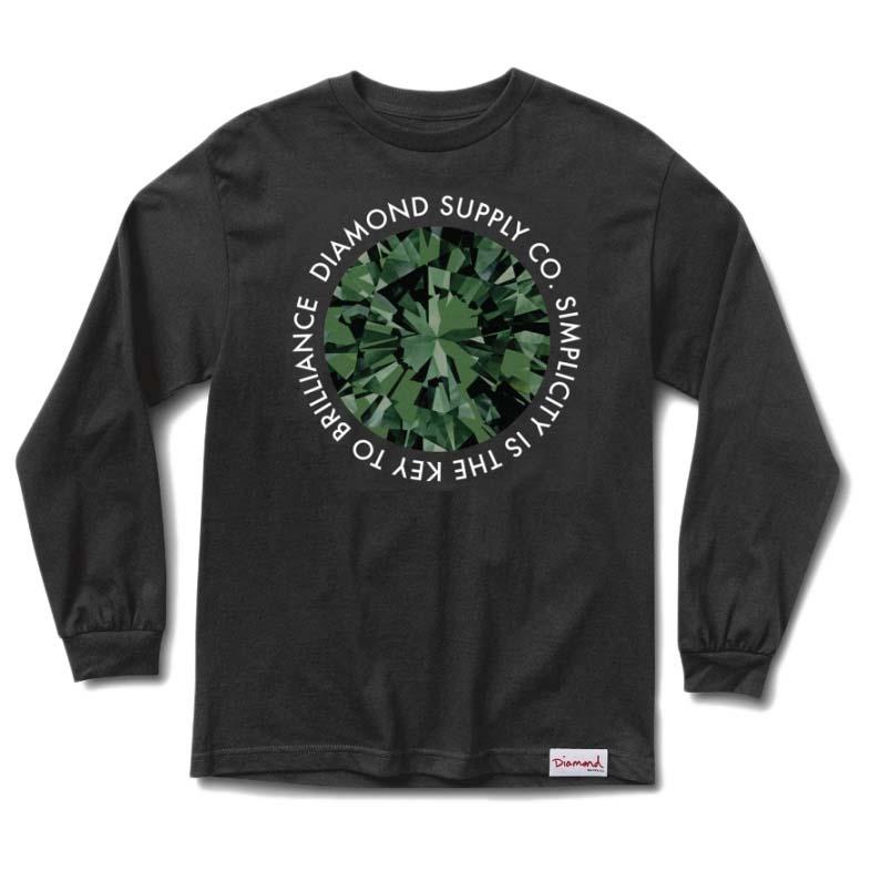 Diamond Simplicity XL Black / Green