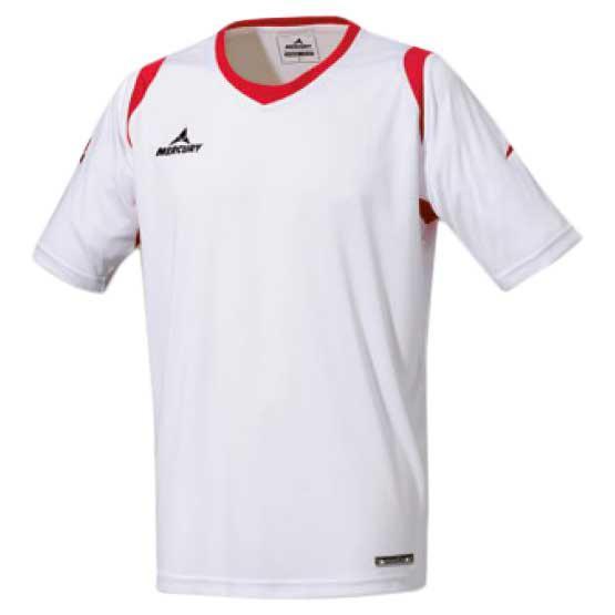 Mercury Equipment Bundesliga S White / Red