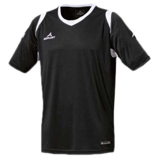 Mercury Equipment T-shirt Manche Courte Bundesliga S Black / White
