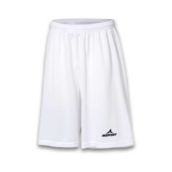 Mercury Equipment Houston Basket Shorts XXXXS White