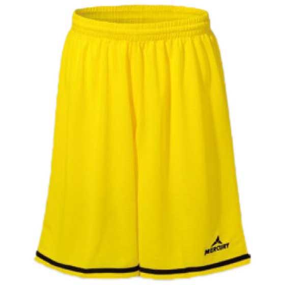 Mercury Equipment Short Houston Basket XXXXS Yellow