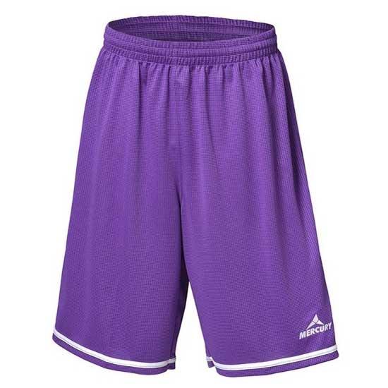 Mercury Equipment Short Houston Basket XXXXS Purple