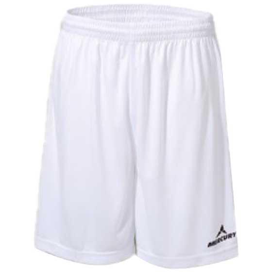 Mercury Equipment Pro Shorts 4 Years White
