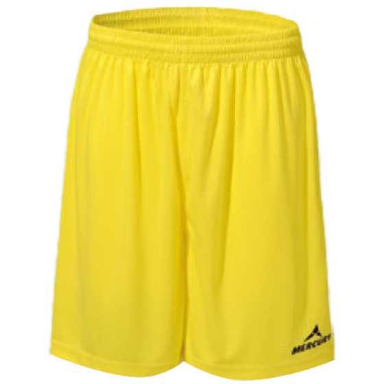 Mercury Equipment Pro Shorts 4 Years Yellow
