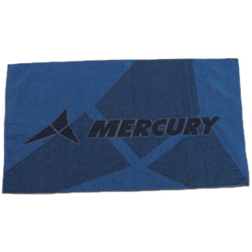 Mercury Equipment Logo 130 x 72 cm Navy