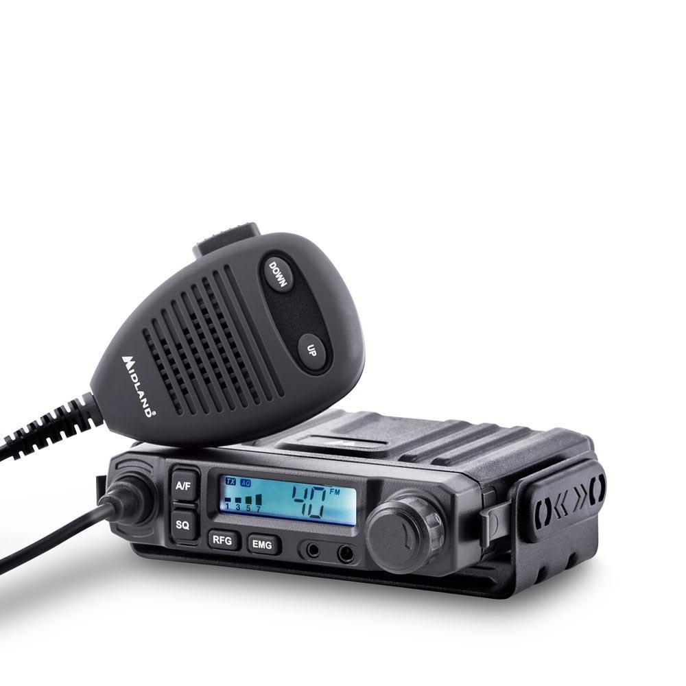 Midland Midland M-mini CB AM/FM , Kommunikation Midland Midland , motorsportausrüstung aaebdd
