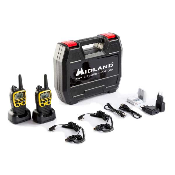 Midland Xt70 Xt70 Midland Adventure Mehrfarben , Kommunikation Midland , motorsportausrüstung b7a6d6