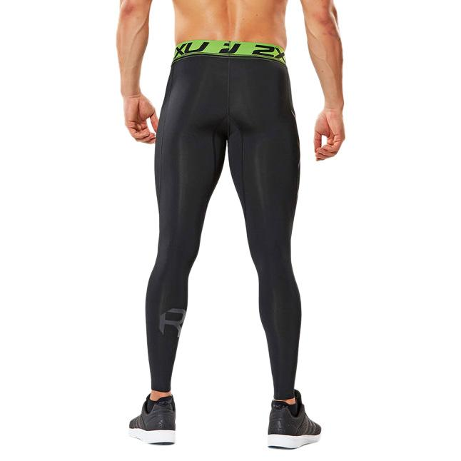 Refresh Recovery Corsa Compression 2xu Nero Collants Tqw0qCf