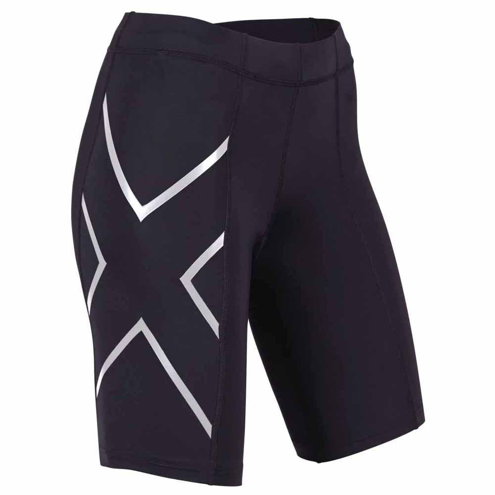 2xu Compression Shorts L Black / Silver