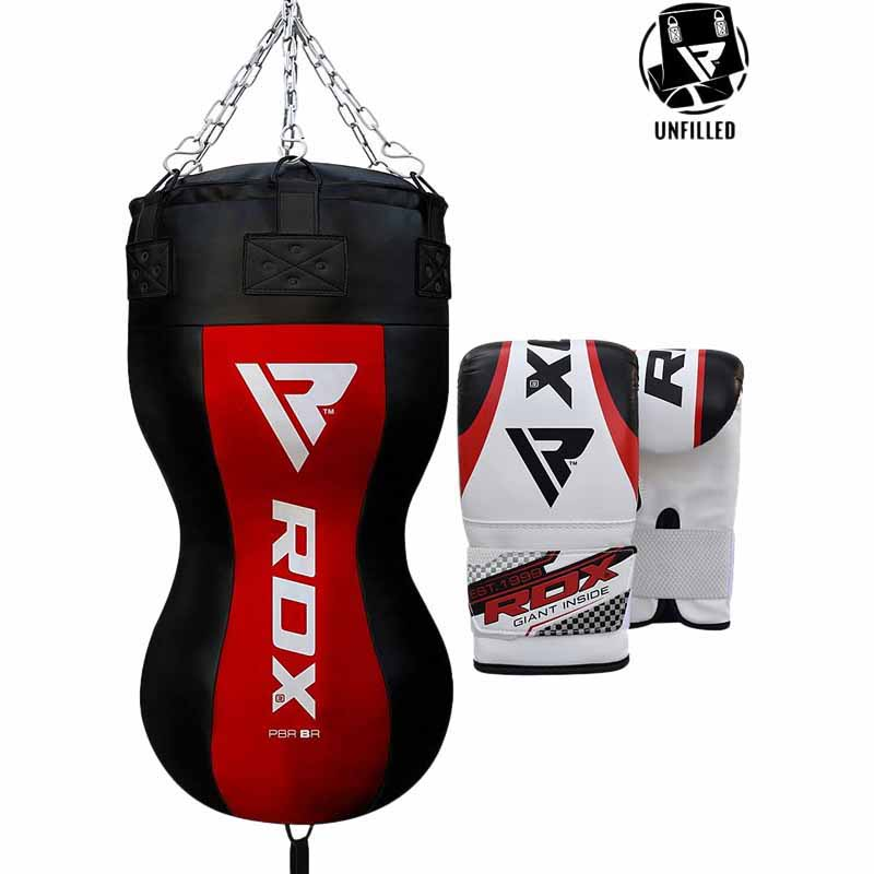 Rdx Sports Punch Bag Body Red New One Size Red