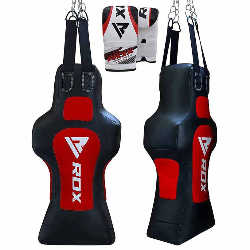 Rdx Sports Punch Bag Face Heavy Red New One Size Red