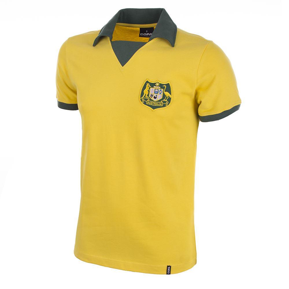 Copa Australia World Cup 1974 S Yellow
