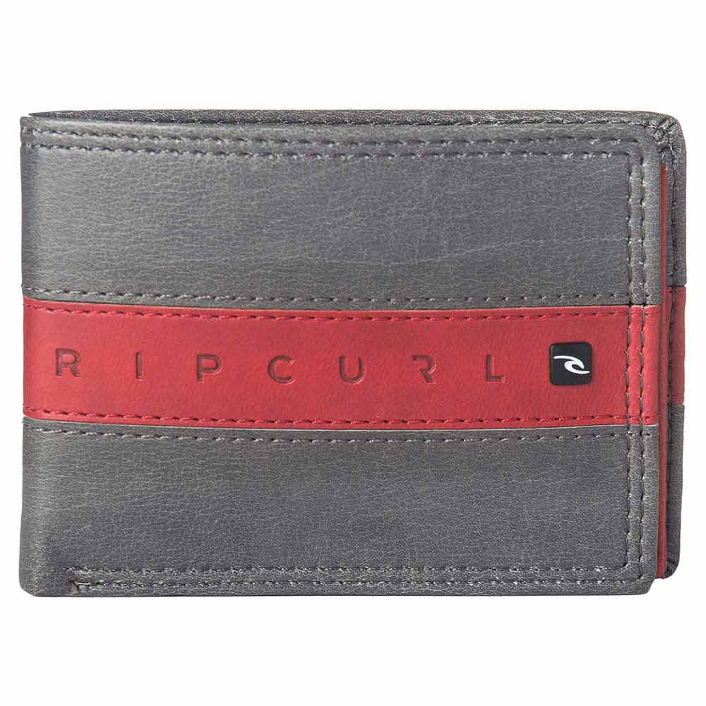 Rip Curl Word Boss Pu Slim One Size Grey