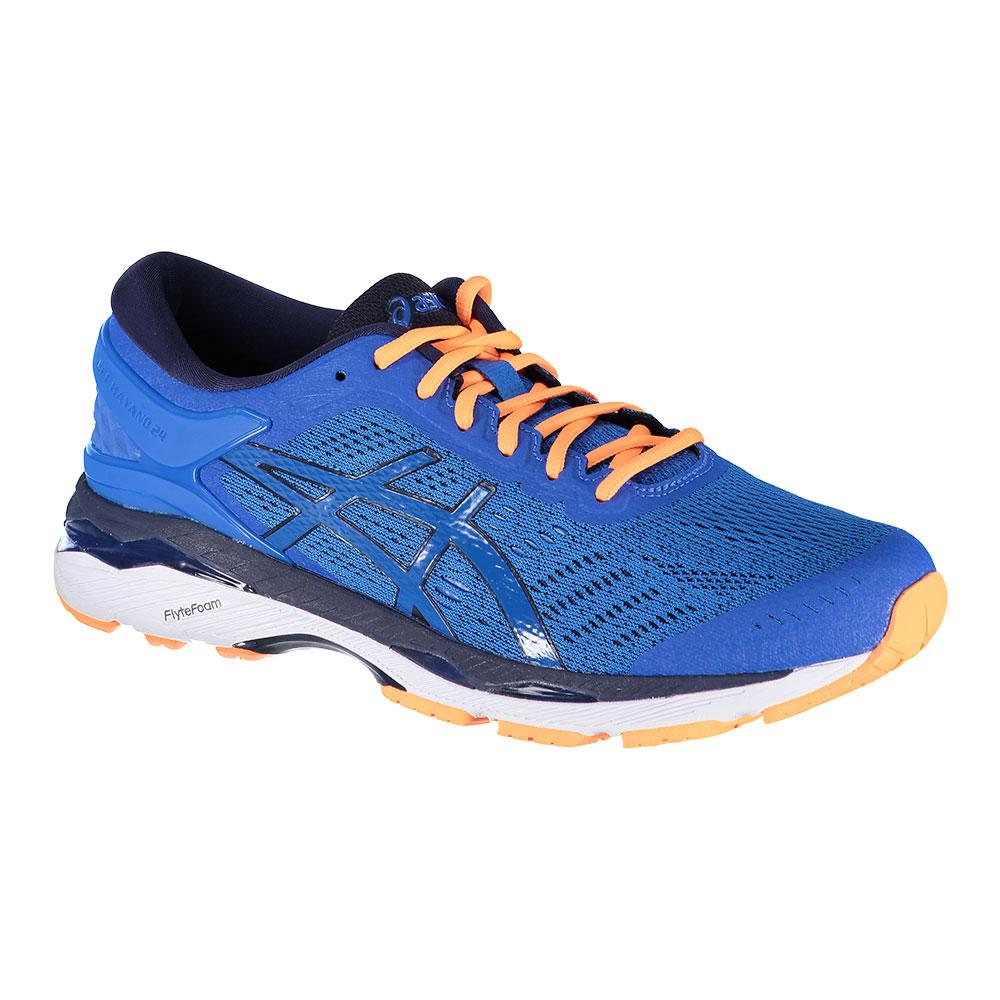 Asics Gel Kayano 24 EU 40 1/2 Directoire Blue / Peacoat / Hot Or