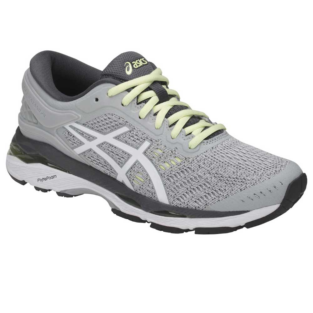 Asics Gel Kayano 24 EU 37 Glacier Grey / White / Carbon