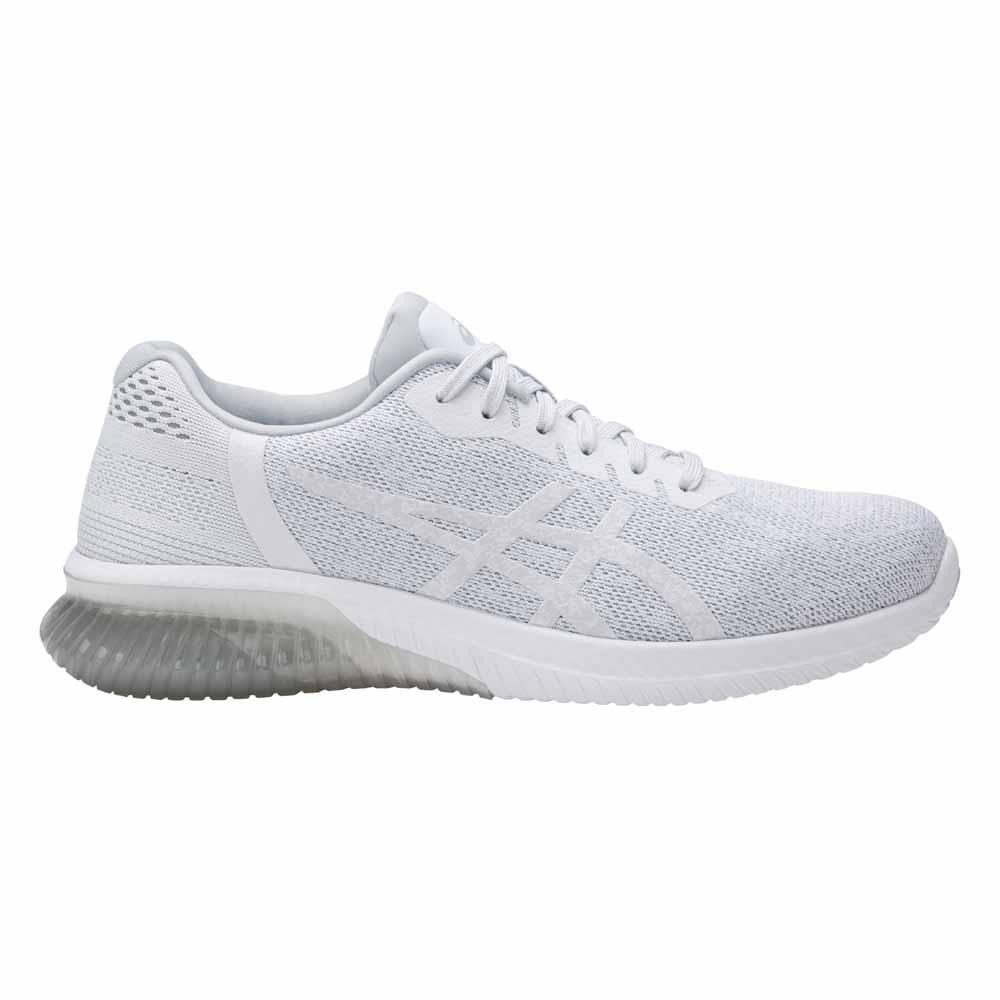 Asics Gel Kenun EU 39 1/2 White / White / Glacier Grey