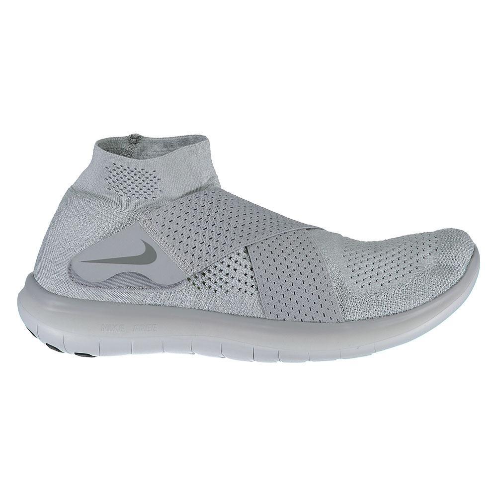 Nike Free Rn Motion Flyknit 2017 EU 44 Wolf Grey Cool Grey