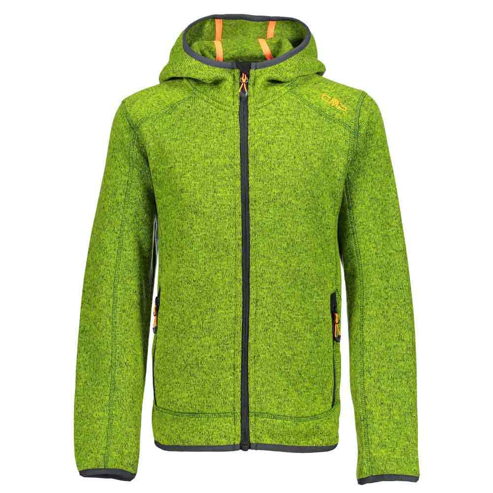 cmp-jacket-fix-hood-16-years-lime-green-antracite