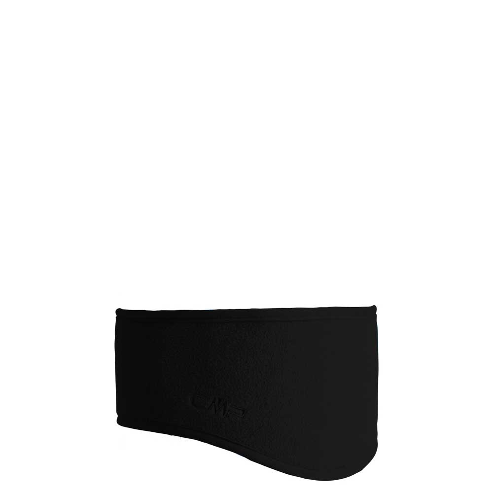 cmp-fleece-headband-one-size-nero