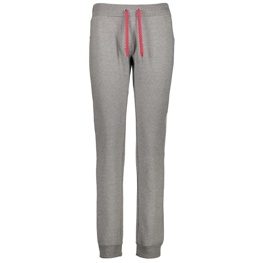 cmp-long-pants-stretch-fleece-melange-s-fumo-melange