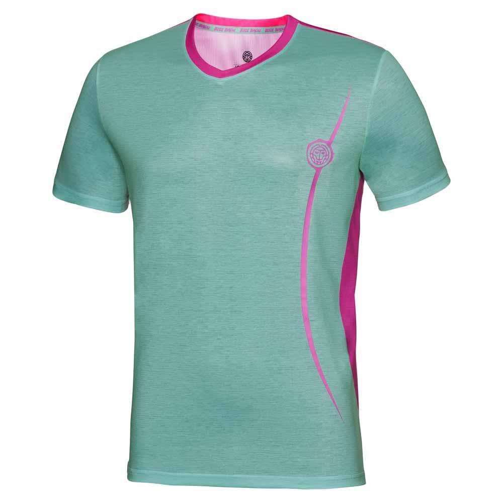 Bidi Badu Dan Tech V Neck XL Ice Blue / Pink