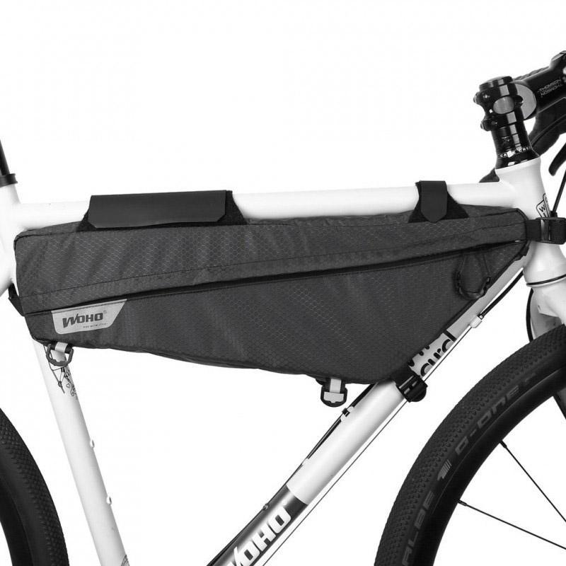 Woho Moho Xtouring Frame schwarz    Fahrradtaschen Woho  radfahren  Taschen 001866