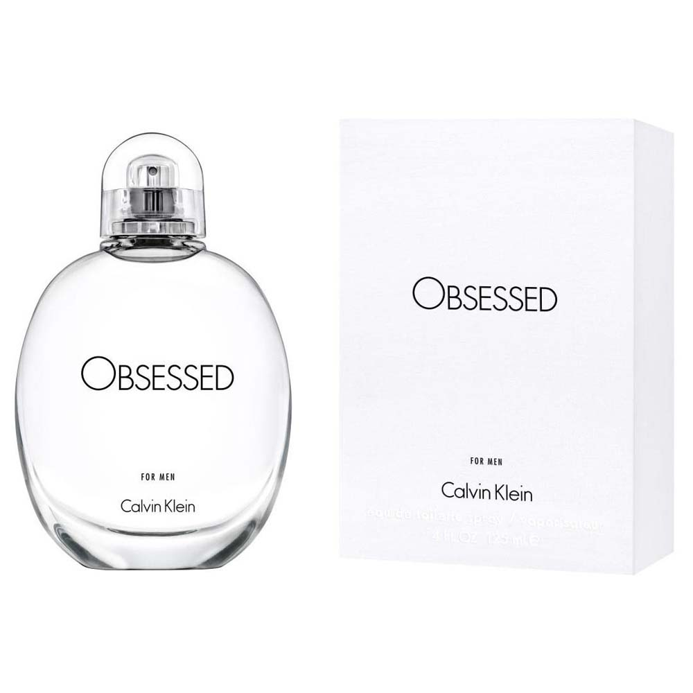 Calvin Klein Obsessed For Men Eau De Toilette 75ml Vapo One Size