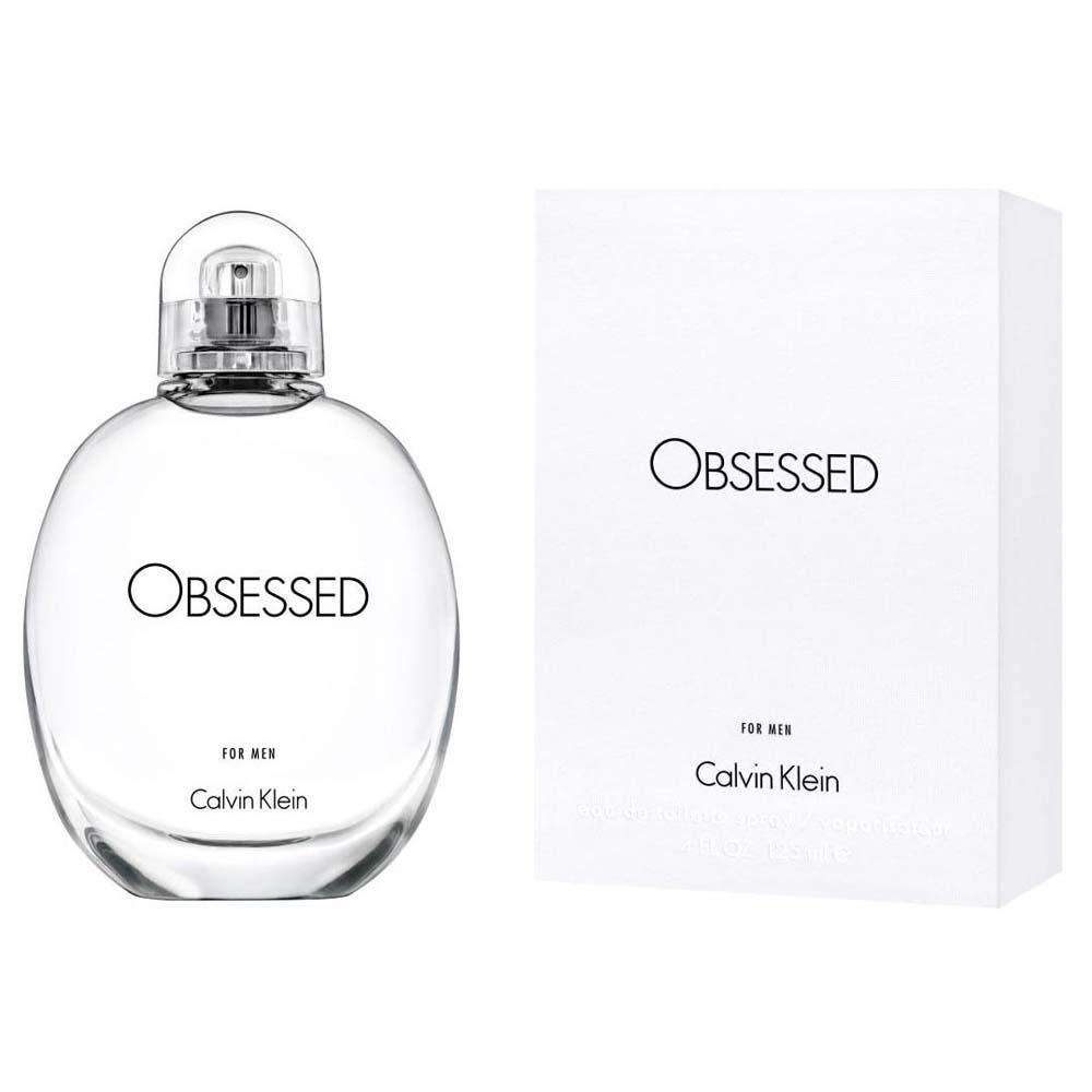 Calvin Klein Obsessed For Men Eau De Toilette 125ml Vapo One Size