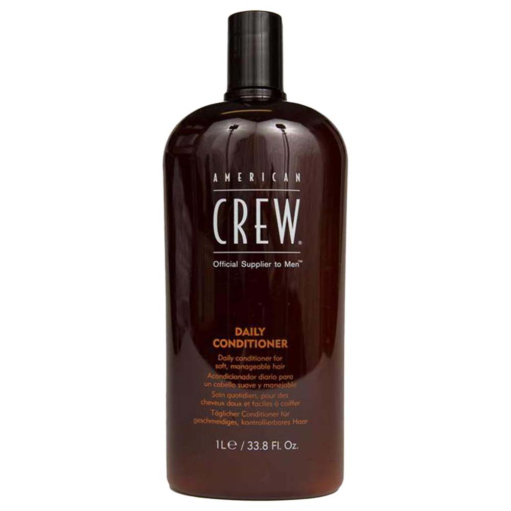 American Crew Daily Conditioner For Soft Hair 1000ml 1000 ml