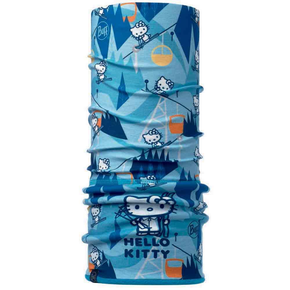 Buff ® Hello Kitty Polar Child One Size Ski Day Turquoise / Blue Capri