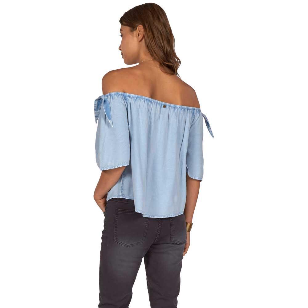 Billabong Blues Baby Bleu , Billabong T-Shirts Billabong , , sports , Vêtements femme f14dd3